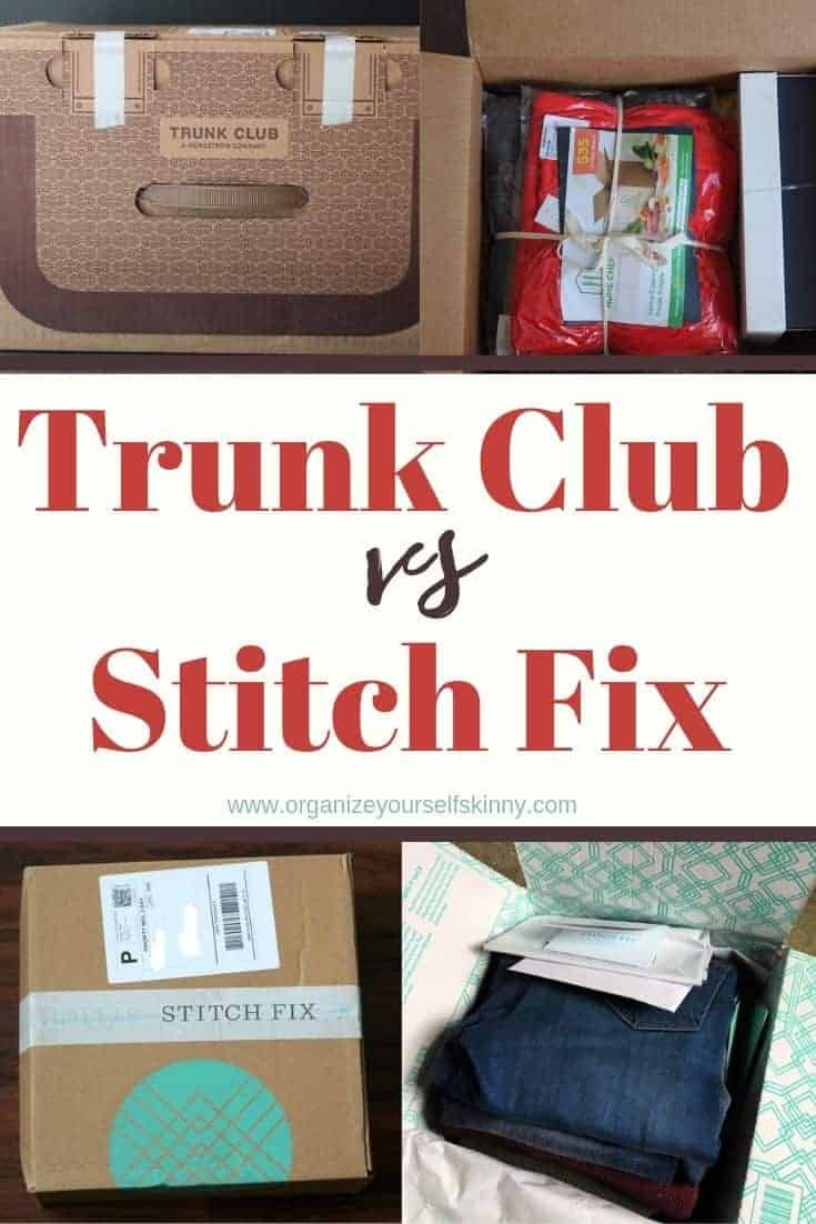 Trunk Club vs Stitch Fix