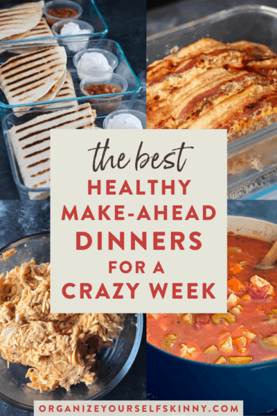 8 Quick Meal Prep Ideas for a Busy Week