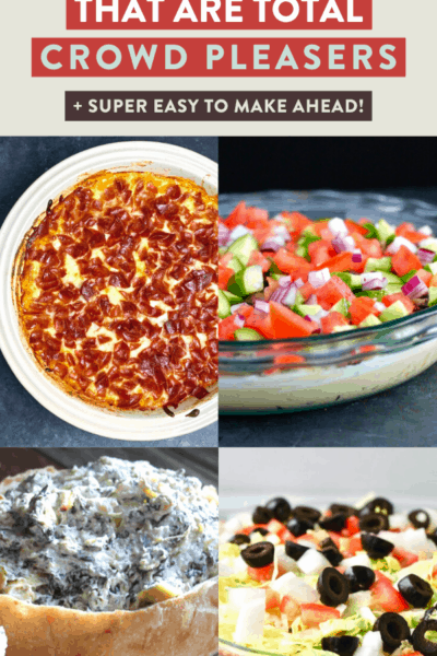 The Best Super Bowl Dips That'll Make You Famous
