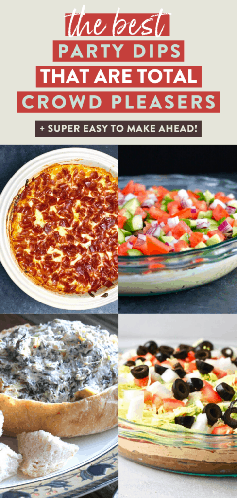 The best super bowl party dips that are easy to make and will make you famous