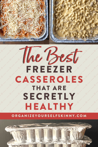 The Best Freezer Casseroles That Are Secretly Healthy