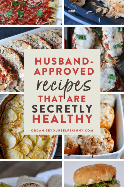 Easy Meal Prep Ideas That Are Healthy and Husband Approved