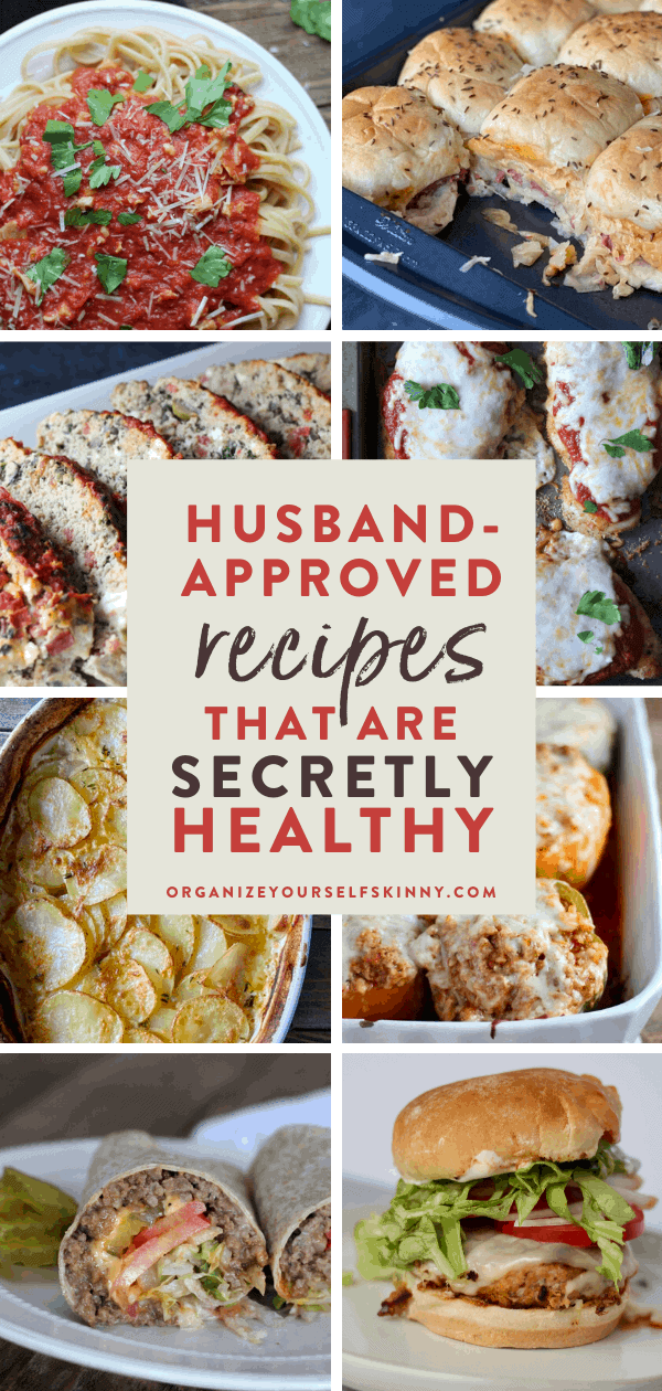 Meal prep ideas that are husband approved