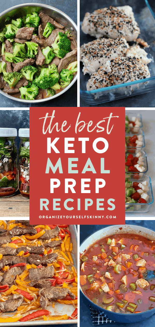keto meal prep the ultimate guide