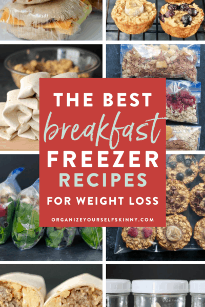 Breakfast freezer meals