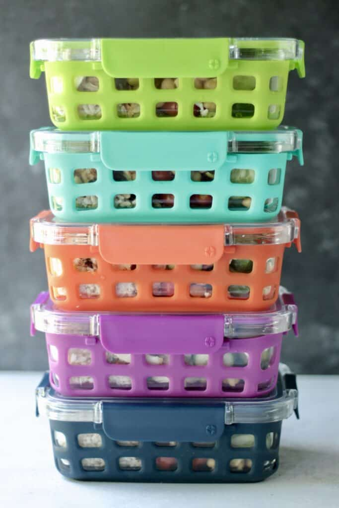 ello glass meal prep containers