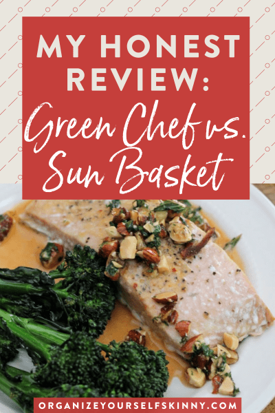 Green Chef vs. Sun Basket