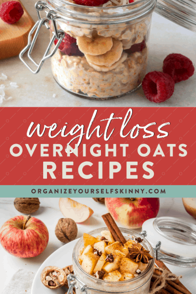 Weight Loss Overnight Oats {Tips & Recipes}
