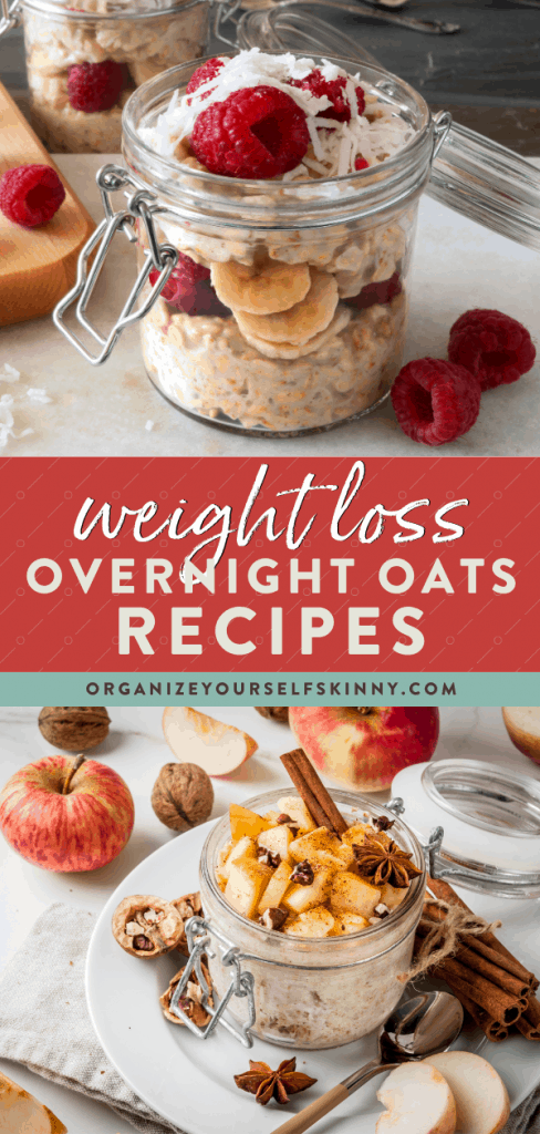 weight loss overnight oats recipes and tips