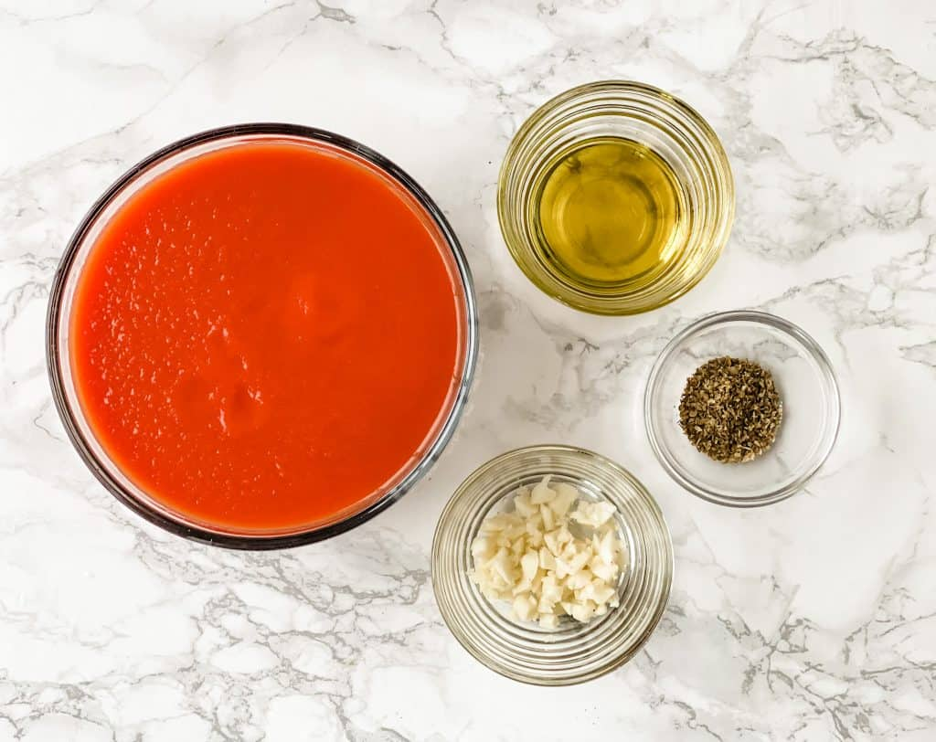 low carb pizza sauce ingredients
