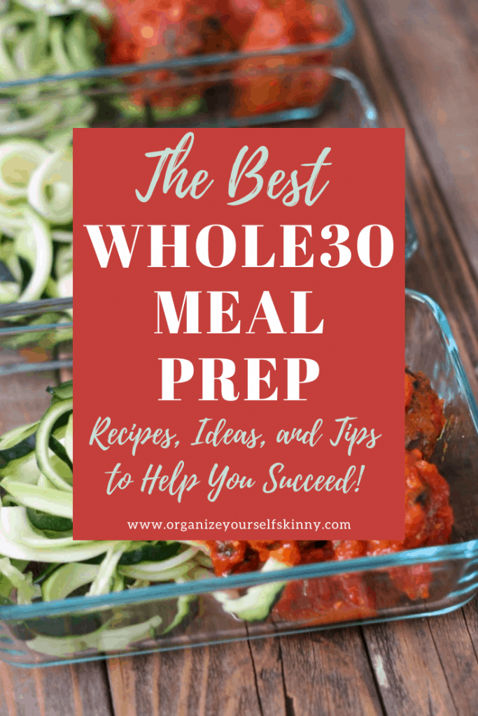 whole30 meal prep recipes ideas and tips to help you succeed.