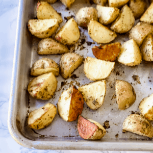 ranch roasted potatoes