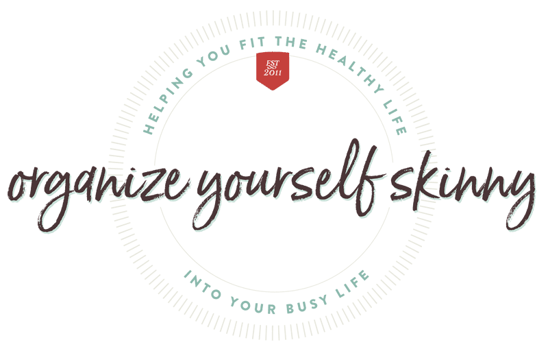 organize yourself skinny logo