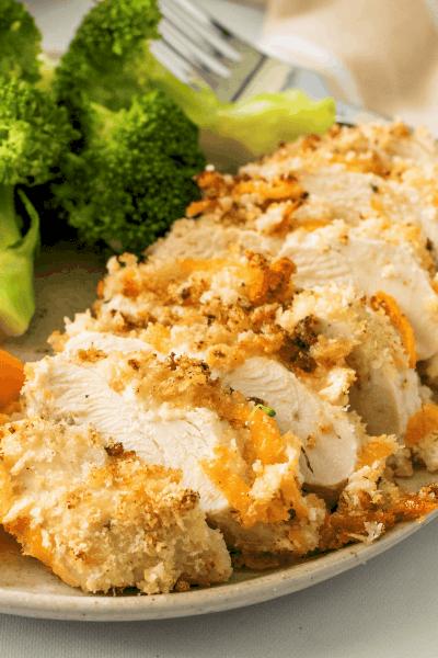 healthy baked ranch chicken recipe