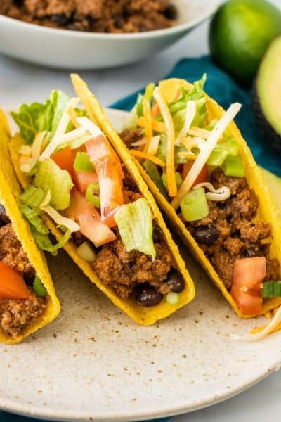 Crockpot Taco Meat (Juicy and Delicious)