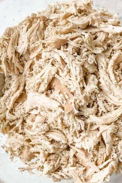 Shredded Chicken Recipes (How to Cook and Make-ahead)